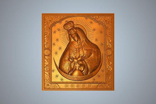 149 Икона Остробрамская