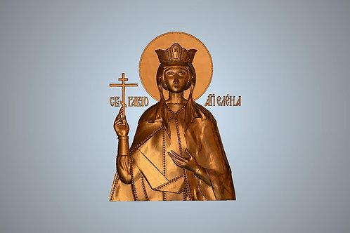 259 Икона Св. равноап. Елена