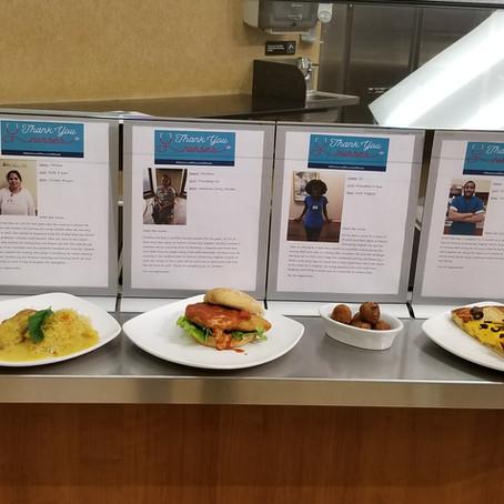 MCH Food Services Celebrates National Nurses Week