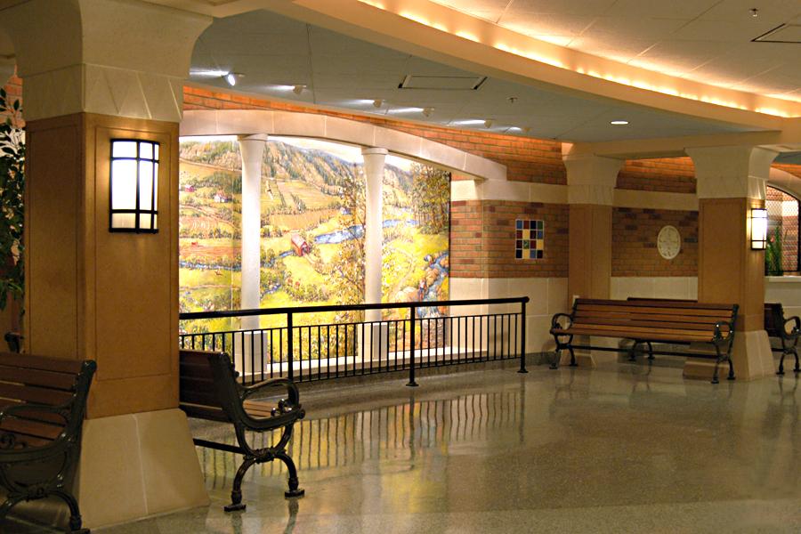 The Garden Lobby