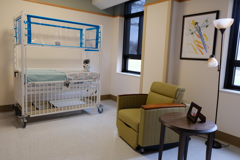 Pediatric Unit Room