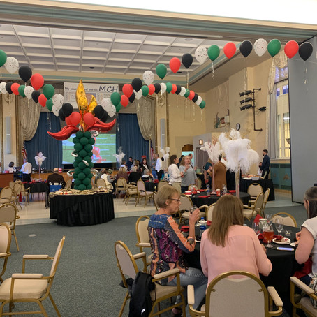 MCH Auxiliary Hosts Vegas Event