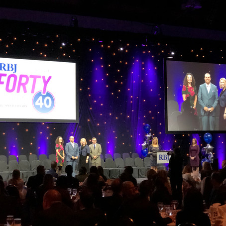 MCH's Own Named To RBJ's 40 Under 40