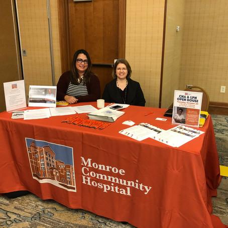 Medical Society Hosts MCH at Their Career Fair