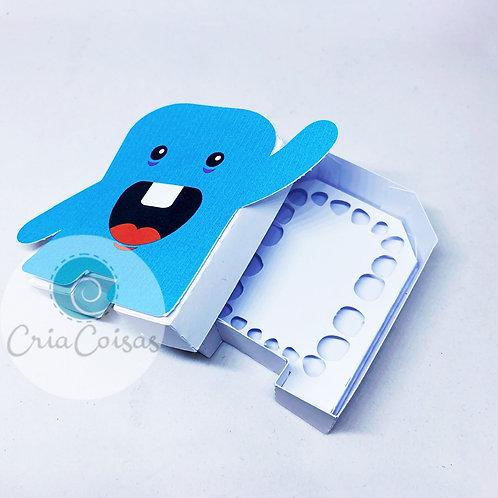 Caixa com tampa porta Dentinhos