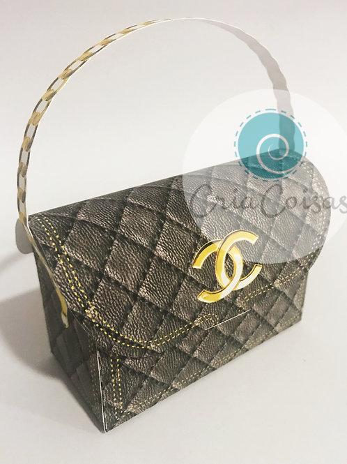 Caixa Bolsa Luxo Modelo 3 - P