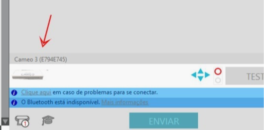 UPDATE - Caos na Silhouette - Máquinas Não conectam mais!!!