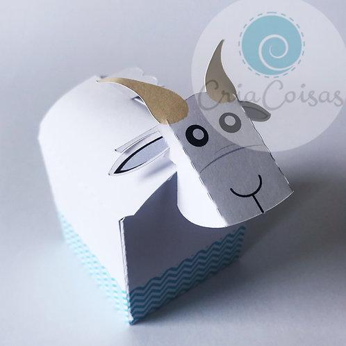 Caixa Cabra (Boi Mamão)