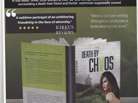 Publishers Weekly Ad