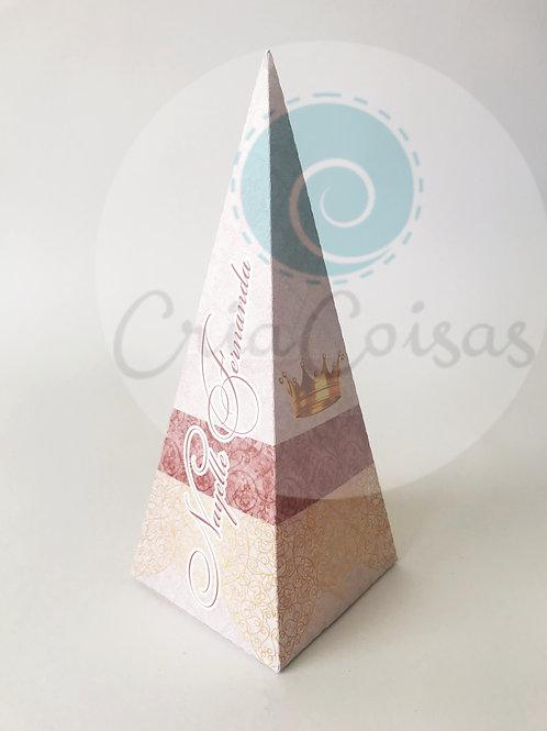 Caixa Pirâmide Reino Encantado