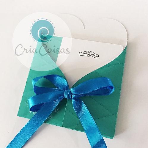 Manual De Padrinhos Azul Tiffany