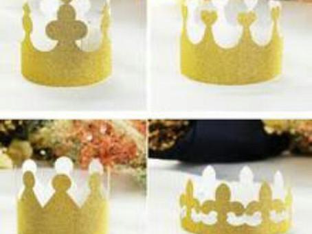 Criando coroas no Silhouette Studio