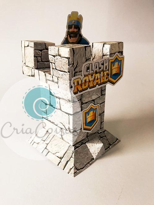 Torre - Caixa (Clash Royale)