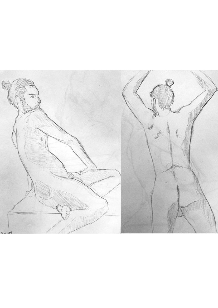 Life Drawing -3