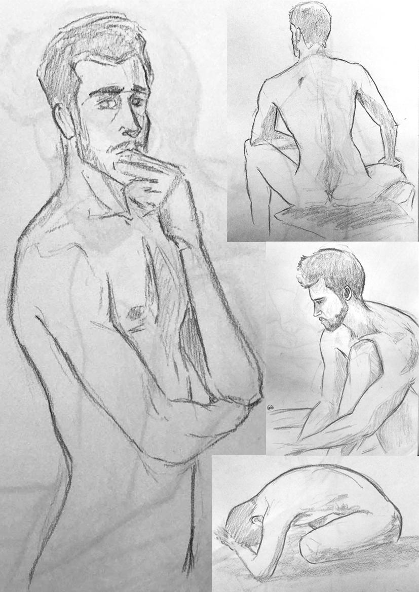 Life Drawing -1