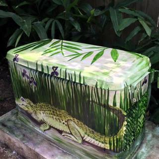 Swamp box