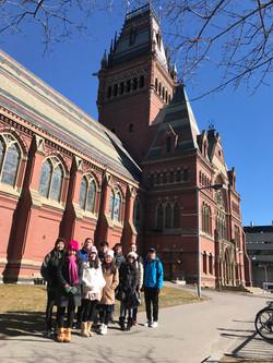哈佛大學 Harvard University