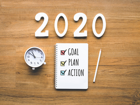 5 Tips for Setting and Accomplishing YOUR Goals in 2020