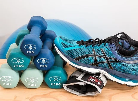 5 Tips for Staying Motivated to be Active from Home