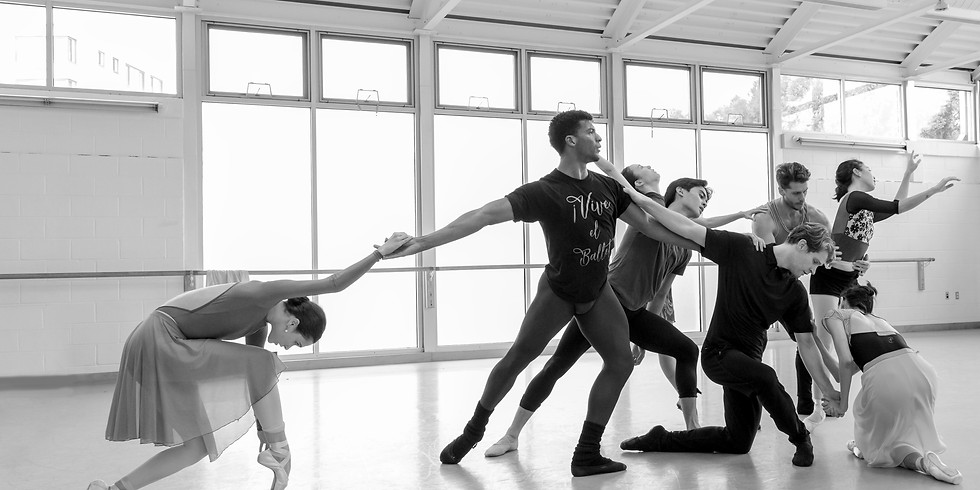 The Washington Ballet performs Reverence