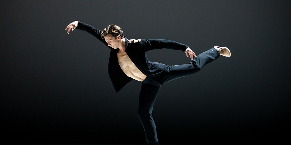 Pacific Northwest Ballet performs Ghost Variations