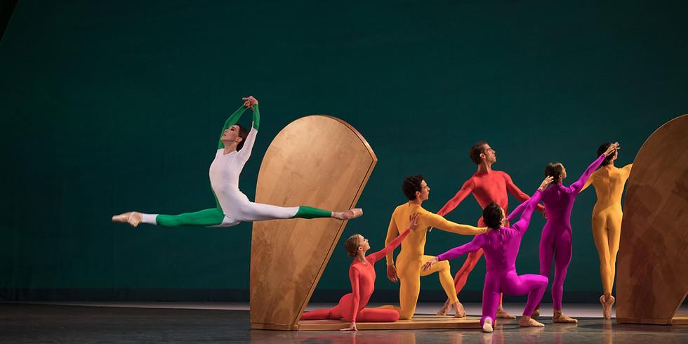 American Ballet Theatre performs Garden Blue
