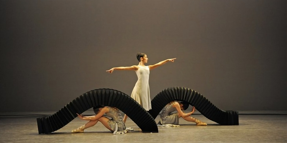 Orlando Ballet performs Lyric Pieces and The Calling