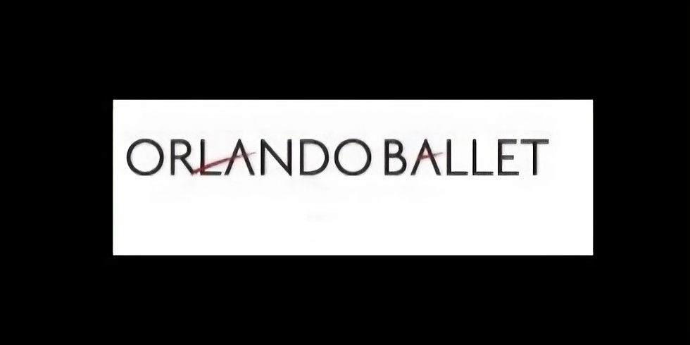 Orlando Ballet performs Lyric Pieces