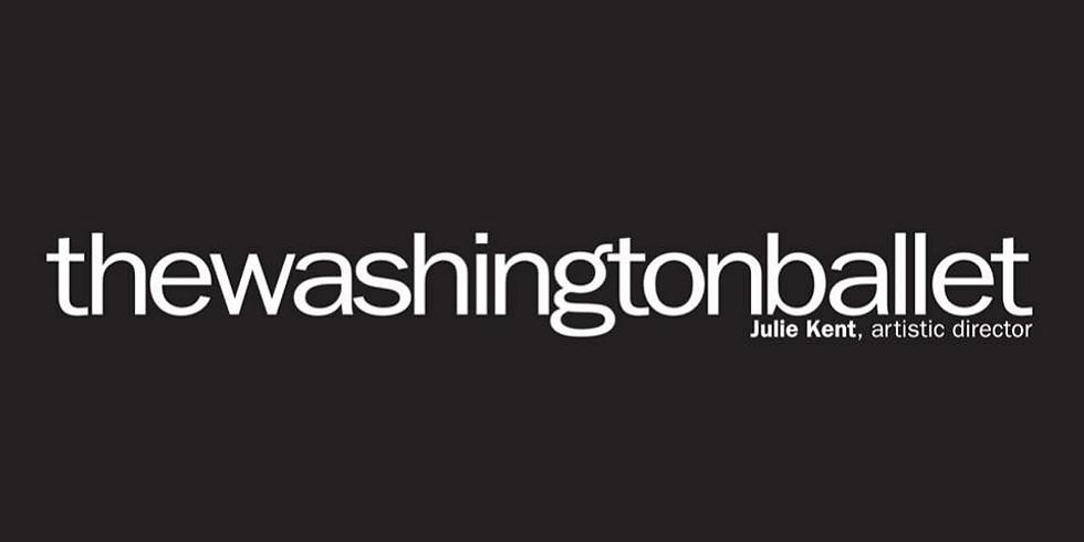 World Premiere for The Washington Ballet