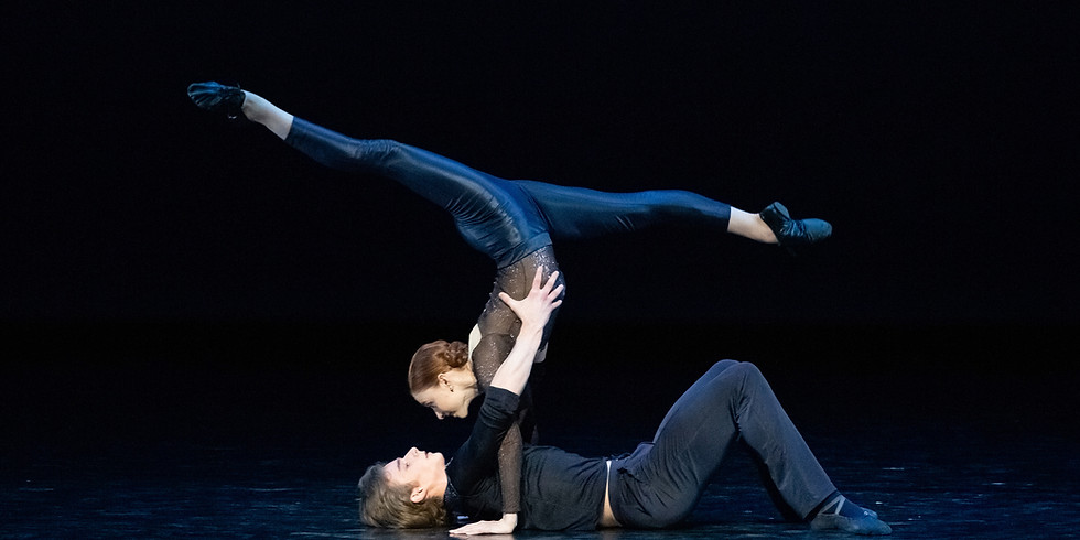 American Ballet Theatre performs Let Me Sing Forevermore