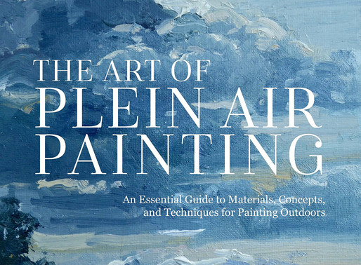How to Create Paintings With a 'WOW' Factor with artist/author Stephen Doherty