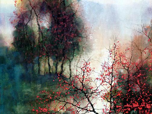 Register for the Zheng Feng Watercolor Workshop
