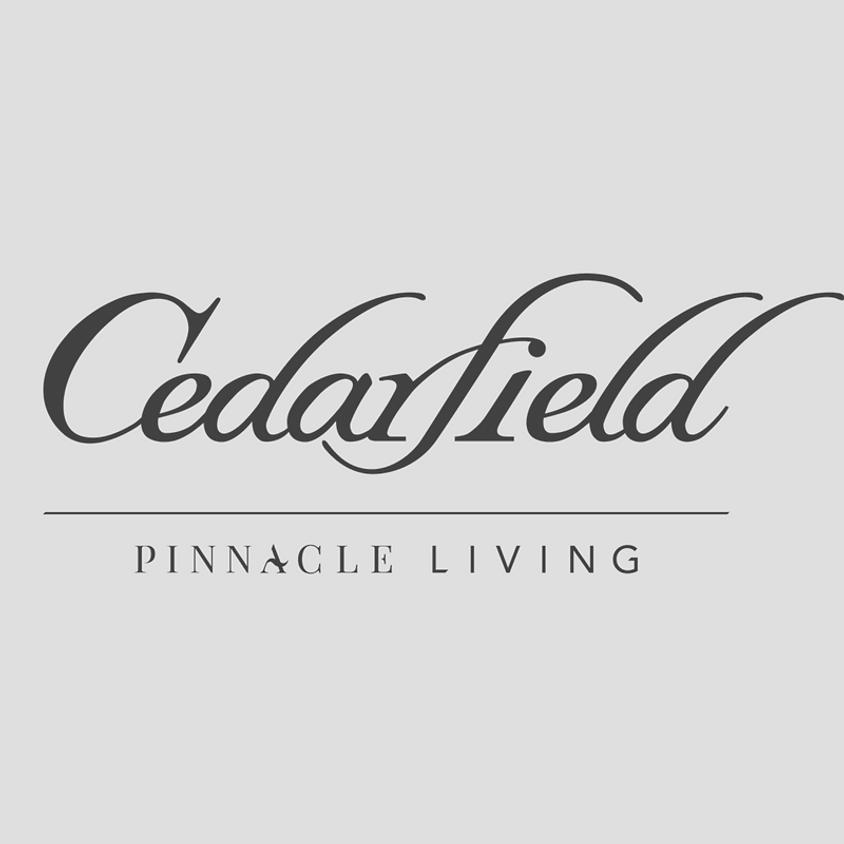 Cedarfield: Pick up