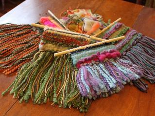 Weekend Weaving in Cambridge Narrows
