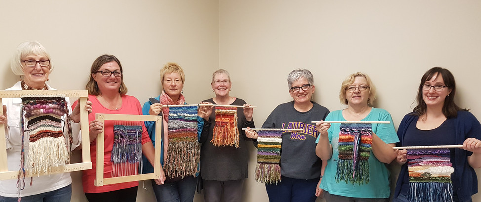 Woven Wall hanging Workshop