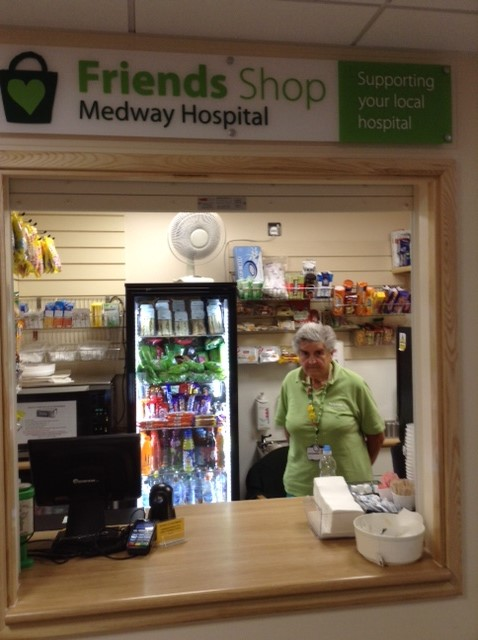 Our A&E shop