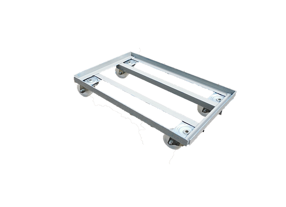 TK01701MD METAL DOUBLE DOLLY FOR 12 DIVIDER BOTTLE CRATE FULLY ENCLOSED