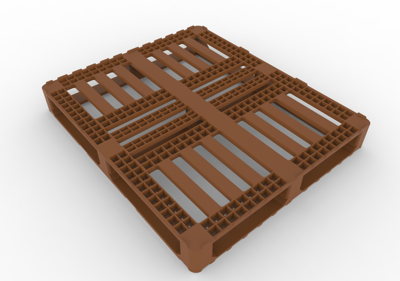 Pallet for Bakery Tray