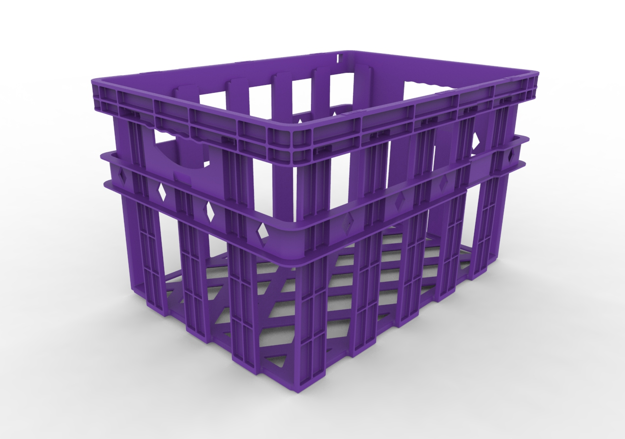 Dairy Crate