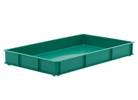 TK111B STACKING CONTAINER WITH SOLID SIDES AND BASE