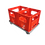 Thumbnail: TK01701MD METAL DOUBLE DOLLY FOR 12 DIVIDER BOTTLE CRATE FULLY ENCLOSED