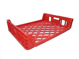 TK039 LARGE 2-SIDED STACK AND NEST TRAY