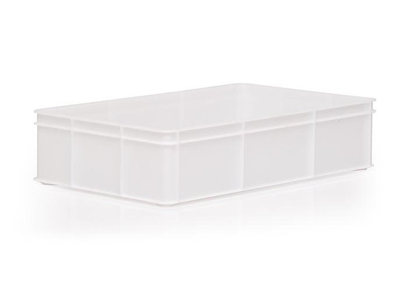 TK311B STACKING CONTAINER WITH SOLID SIDES ANDBASE