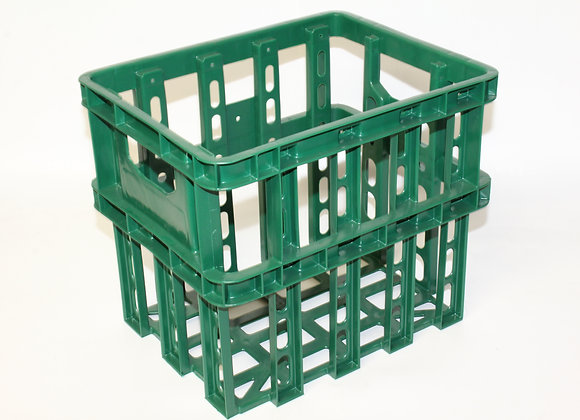 TK001 NEST AND STACK CRATE SMALL BOTTLE CRATE