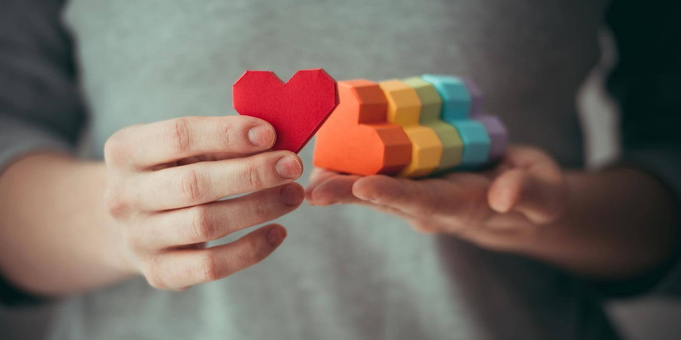 Ką reikia žinoti apie seksualinę orientaciją ir lytinę tapatybę?