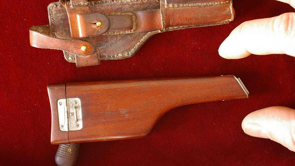 Mauser, Broomhandle