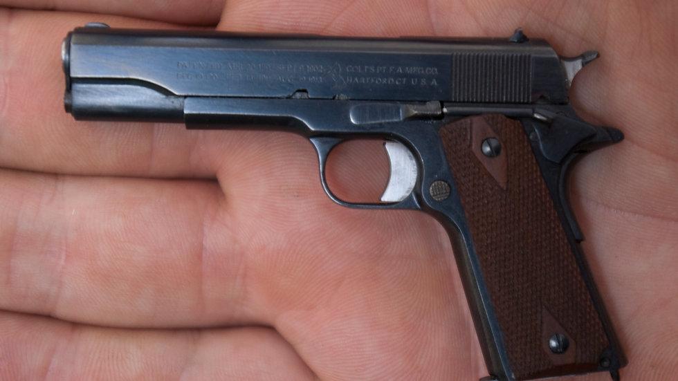 Colt 1911 Blued