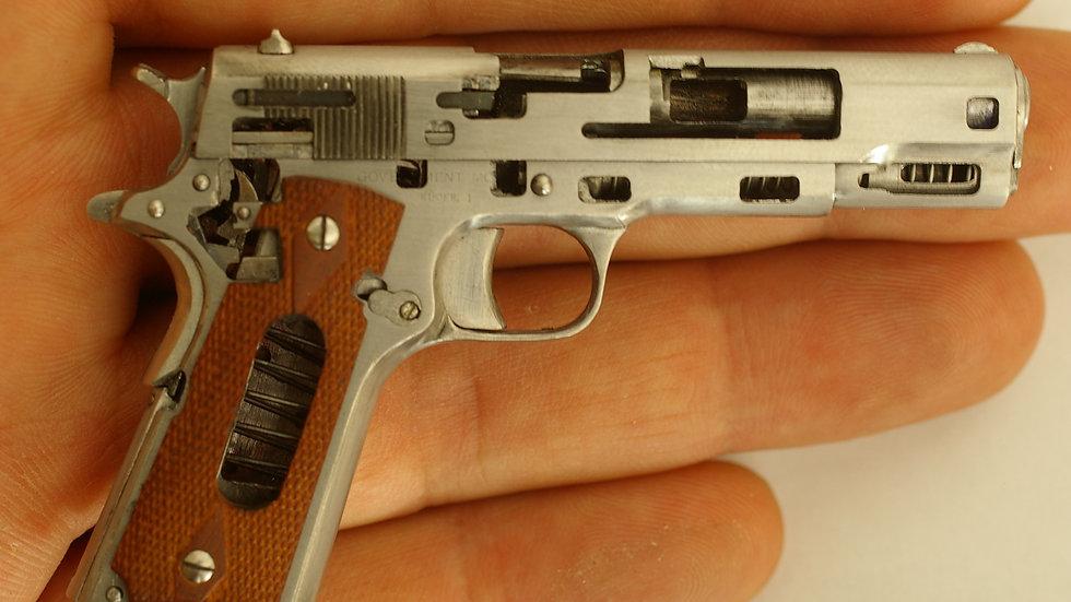 Cut-away, Colt 1911