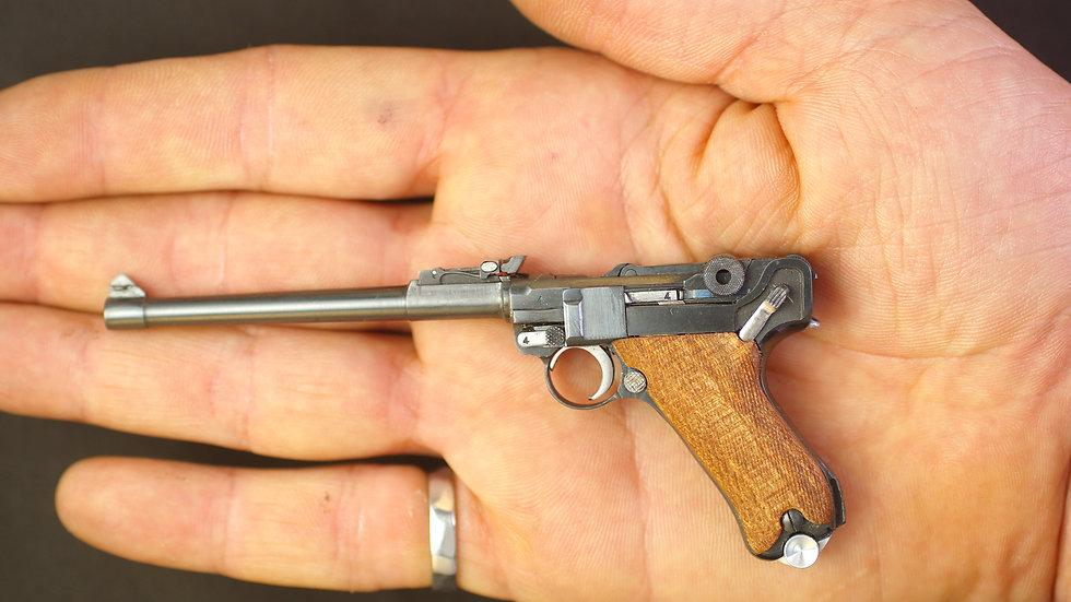 Luger Artillery