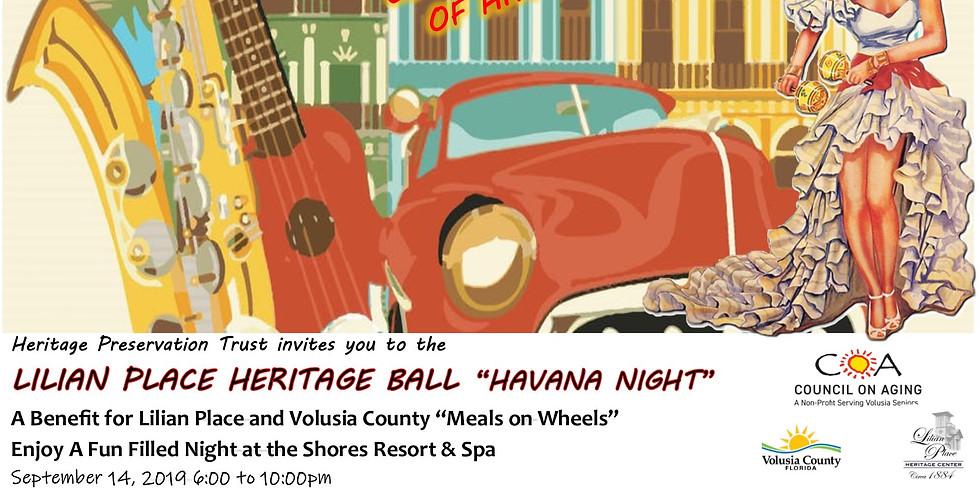 Lilian Place Havana Night Heritage Ball